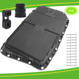 6HP26 Transmission Oil Pan Repair Kit for JAGUAR S-TYPE XF XK XJ XKR C2C38963 - #HJ-89666-OGT