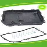 8HP Transmission Oil Pan w/Filter Repair Kit for Land Rover Range Rover LR023294 - #HJ-58022-OG