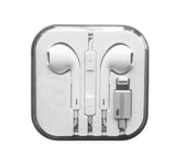 EarBuds Earphones Stereo Headphones For iPhone 7 8 X Plus Blutooth Support - #AE-7810