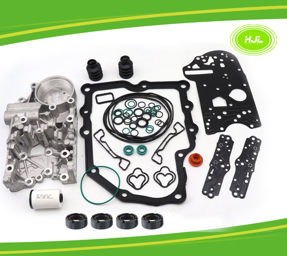 DQ200 DSG-7 0AM Mechatronic Overhaul Repair Kit+Valve body Accumulate Housing - #HJ-24011-ORK