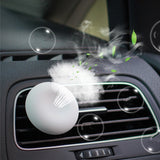 Diatomite Aromatherapy Air Freshener Vehicle Perfume in car and indoor use - #ASSRY-70410