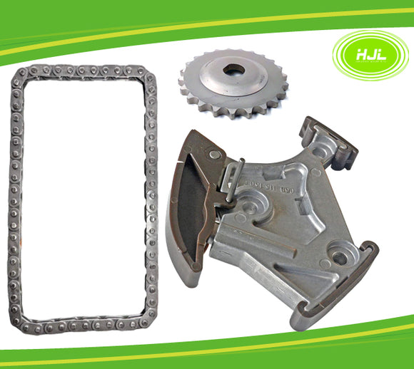 Oil Pump Balance Shaft Sprocket Chain Kit For AUDI A3 VW Jetta BPY 2.0 06B115130 - #HJ-24530