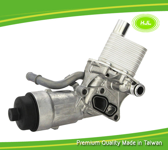 Oil Coooler Assembly 55566784 For Chevrolet Cruze Sonic Trax 1.4 Turbo 2011-18 - #88179-91400