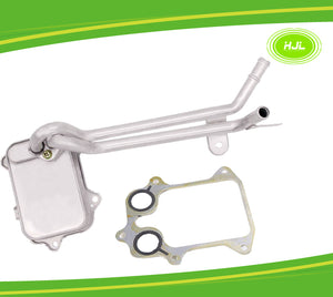 Engine Oil Cooler+Gasket Set For AUDI A1 VW Golf SKODA SEAT 1.4 TSI 03C117021D - #HJ-24011-COT