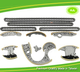 Timing Chain Kit For AUDI A4 A6 A8 Q7 2.7 3.0 TDi BSG ASB BKN BPP BMK 2004-08 - #HJ-01011-A
