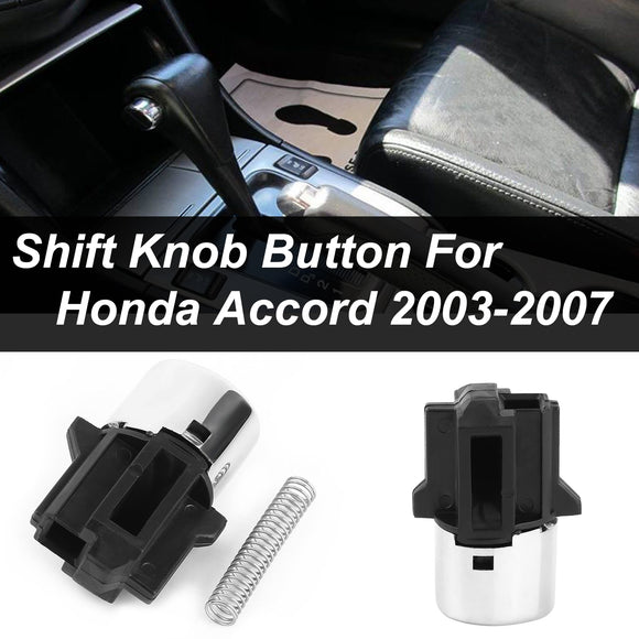 Shifter Handle Shift Knob Button Repair Kit For Honda Accord 03-07 54132-SDA-A81 - #07023-83501