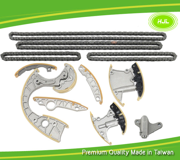 VW Touareg Phaeton 3.0 TDi 4 Motion 7LA 7L6 BUN BKS BMK Timing Chain Kit