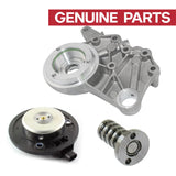 Genuine Camshaft Adjuster Magnet+Solenoid+Bridge Bracket 06L109259A