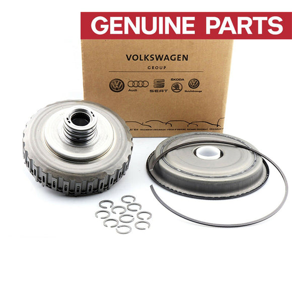 Genuine VW AUDI Golf Jetta Passat TDI 2.0T 3.2 DSG Clutch Repair Kit 02E398029B - #24218-83800
