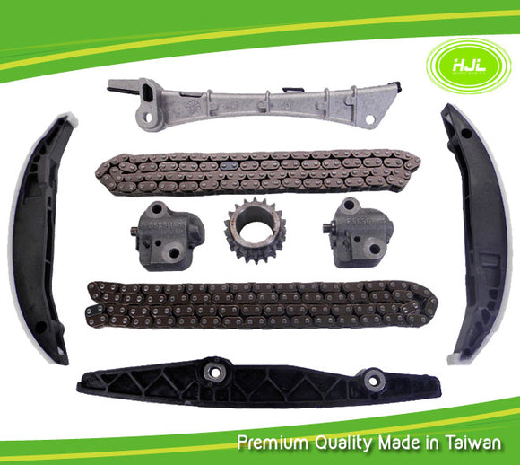 Replacement Timing Chain Kit Fits for FORD ESCAPE 3.0L 2001-2007 TAURUS 2001-2005 Mazda MPV 3.0L 2002-2006 - #HJ-31134