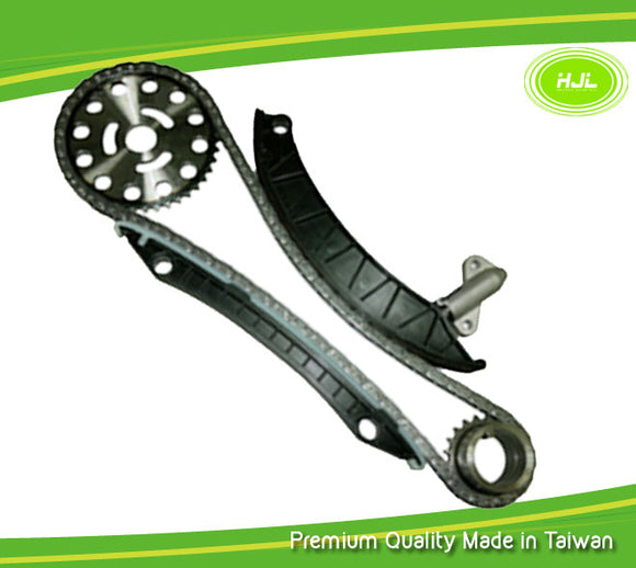 Replacement Timing Chain Kit Fit for Nissan QASHQAI X-TRAIL Primastar 2.0 DCI M9R 2007-,RENAULT TRAFIC LAGUNA 2007 with Gears - #HJ-49176