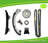 Fits for TOYOTA BELTA SCP92 2SZ-FE 1297CC 1.3L VITZ SCP90 05-11 Replacement Timing Chain Kit - #HJ-05228