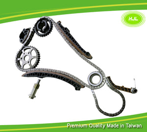 Timing Chain Kit Fit Dodge Freightliner Sprinter 2.7L CDI OM612,Mercedes-Benz E320 3.2L CDI Diesel 03-06 - #HJ-32004