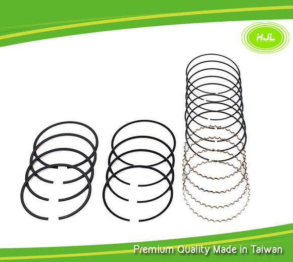 Piston Ring Set For Hyundai Accent Kia Rio5 1.6L DOHC G4DE 2304026101 - #41011-PR004