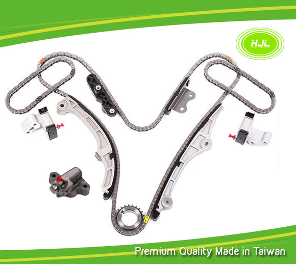 Timing Chain Kit For FORD Edge Taurus Flex Lincoln MKT MKZ V6 3.5L Duratec 07-10 - #HJ-04191