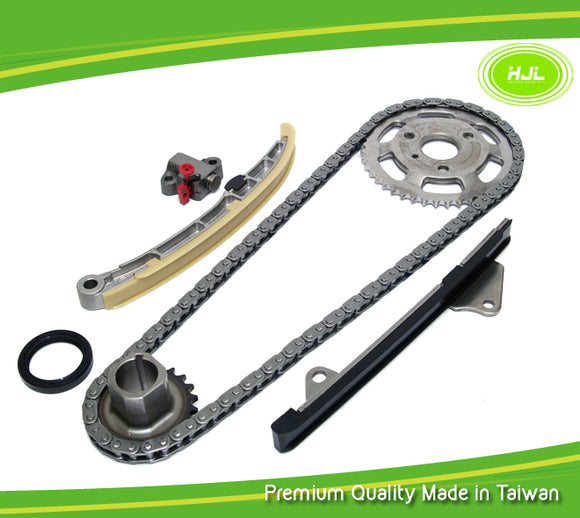 Replacement Timing Chain Kit Fits for MINI One D TOYOTA AURIS COROLLA YARIS 1.4L Engine: 1ND-TV 2001 - #HJ-05179