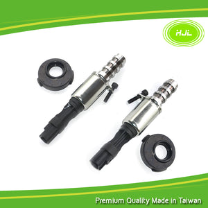 Pair Camshaft Timing Solenoid With VCT Seal For Ford F-150 5.4L 3L3Z6M280EA - #HJ-04160-S