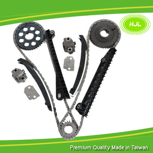 Fit 01-06 FORD 5.4L SOHC V8 w/ supercharged Engine Timing Chain Kit 330cid Triton - #HJ-04160