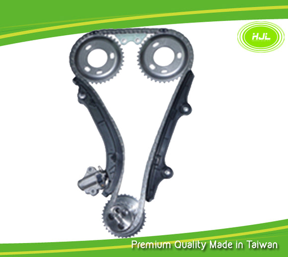 Timing Chain Set For Ford Transit 2.2L TDCI CITROEN RELAY Peugeot Boxer 2.2L 2006- w/Gears - #HJ-04205