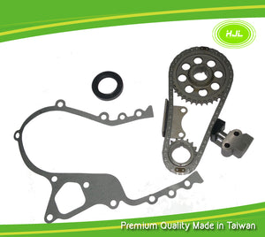 Timing Chain Replacement Kit Fits for TOYOTA 2TC (1588CC) COROLLA 4CYL.1971-1979, 3TC (1770CC) 1980-1982 - #HJ-05103