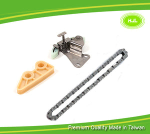 Oil Pump Chain Kit Fit 03-07 Honda Accord CRV Element 2.4 DOHC VTEC K24A1 K24A4 A8 - #HJ-07023-O