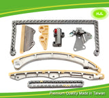 Timing Chain Kit Fit 02-07 Acura TSX Honda Accord 2.4L DOHC V-TEC K24A2 K24A4 - #HJ-07042
