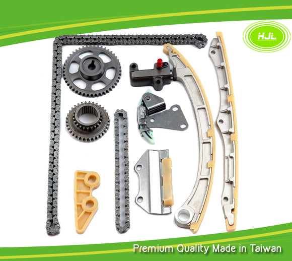 Timing Chain Kit Fit 03-08 Honda ODYSSEY(JDM)2.4 K24A6 DOHC VTEC w/Gears - #HJ-07633-G