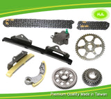 FOR HONDA CRV CIVIC 2.2 CTDI N22A1 N22A2 TIMING CHAIN KIT W/GEARS+Oil Pump Chain - #HJ-07058-A