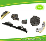 HONDA ACCORD CR-V CIVIC FRV N22A1 N22A2 2.2 CDTi Timing Chian Kit+Oil Pump Chain - #HJ-07058-J