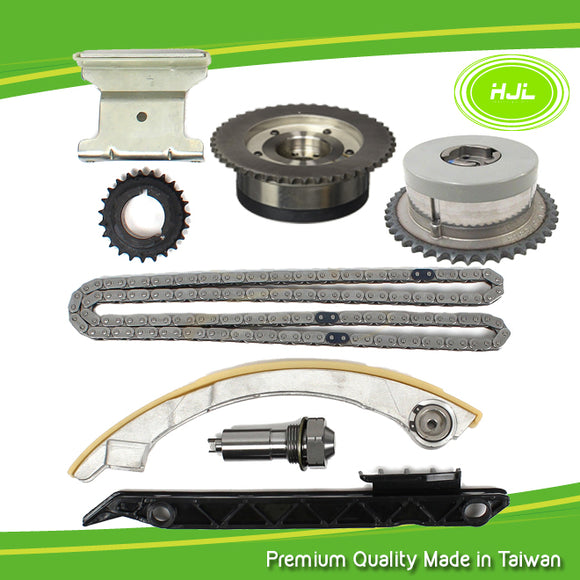 TIMING CHAIN KIT Fit ALFA ROMEO 159 Spider Brera JTS 939 1.9L 2.2L w/VVT Gears - #HJ-16111-V