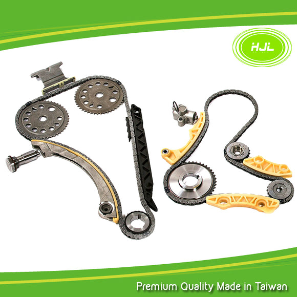 TIMING CHAIN KIT+BALANCE KIT For VAUXHALL ASTRA VECTRA VX220 2.2 16V Z22SE - #HJ-26003