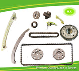 MAZDA 3 / 5 / 6 2.0 L 16V PETROL TIMING CHAIN KIT WITH VVT GEAR ADJUSTER PHASER - #HJ-31140-CV