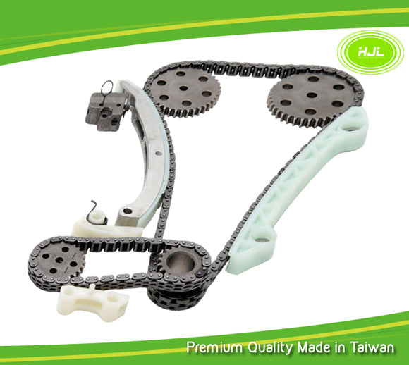 Timing Chain Kit Fit FORD TRANSIT CONNECT 2.0L DOHC Duratec 2010-2013 - #HJ-31140-F