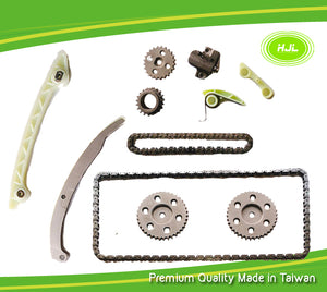 Replacement Timing Chain Kit Fits for Volvo V50 C30 S40 II V70III S80II 1.8L 2.0L 16V 2004-2013+Gears - #HJ-31140-V