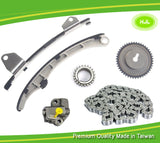 Timing Chain Kit For Mazda 2 3 1.3L 1.5L 1.6L JDM ZJ/ZY-VE/Z6 2007- w/Gears - #HJ-31141