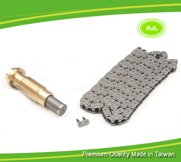 Timng Chain+Tensioner For Mercedes Benz M271 Kompressor C200 CLK200 SLK200 - #HJ-32007-TC