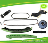 TIMINIG CHAIN KIT FIT MERCEDES BENZ M271 CGI TURBOCHARGED 1.8 L C250 W204 SLK250 4 CYLINDER PETROL ENGINE - #HJ-32012-A