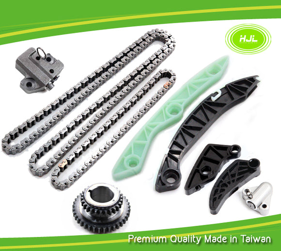 Timing Chain Kit Fits Dodge Caliber Chrysler 200 Jeep Compass 2.0 2.4 GEMA 07-13 - #HJ-44015