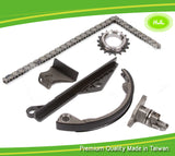Timing Chain Kit For JDM Nissan Silvia 2.0L Turbo S14 S15 SR20DET 93-02 - #HJ-49124-JS