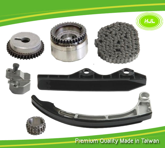Timing Chain Kit For Nissan Micra Note 1.0 1.2 1.4L CR14DE CR12DE+VVT Gear 02-10 - #HJ-49150