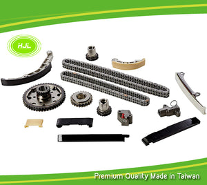 Timing Chain Conversion Kit Double Row Fit Nissan NAVARA Pathfinder 2.5 YD25DDTI - #HJ-49156-CON