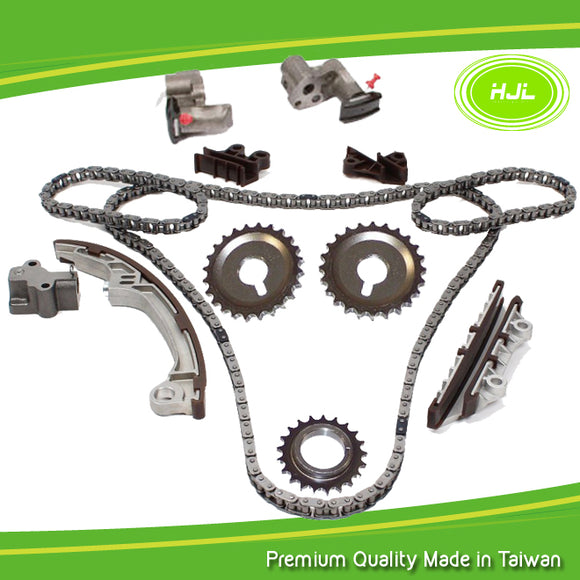 Timing Chain Kit For Nissan Elgrand E50 E51 3.5L VQ35DE 2000-2010 - #HJ-49619