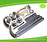 OPEL VAUXHALL 2.8 V6 TIMING CHAIN KIT A28NER Z28NEL Z28NET Z32SEE with Gears - #HJ-62818-G
