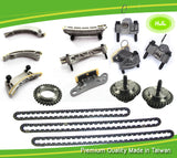 Timing Chain Kit Set For Chevrolet Captiva 3.2L Alloytec V6 2007-2009 w/Gears - #HJ-77088-G