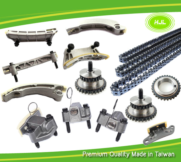 Holden Captiva CG Timing Chain Kit Alloytec SIDI LU1 LF1 LFW 3.0L 3.2L w/Gears - #HJ-77088-HCG