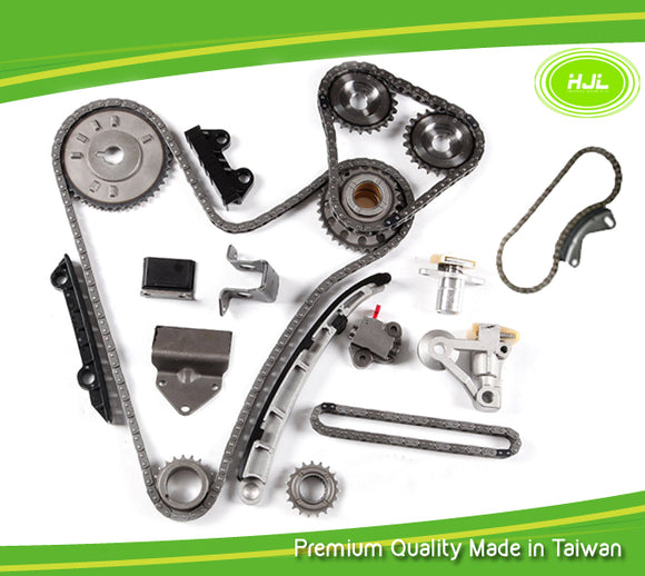 Timing Chain Kit Oil pump Grand Vitara 2.7L V6 DOHC 24v H27A 06-08