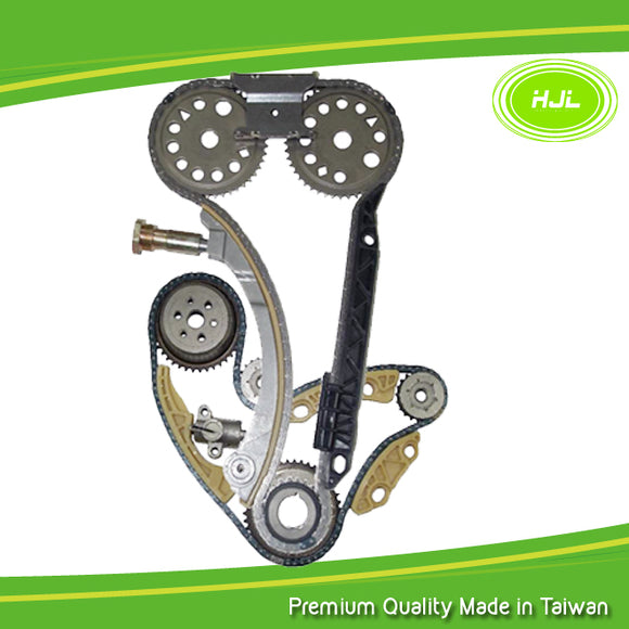 Timing Chain Kit Fit SAAB 9-3 SPORT 1.8T 2.0T DOHC B207 B207E B207L 2003-2012 - #HJ-92006