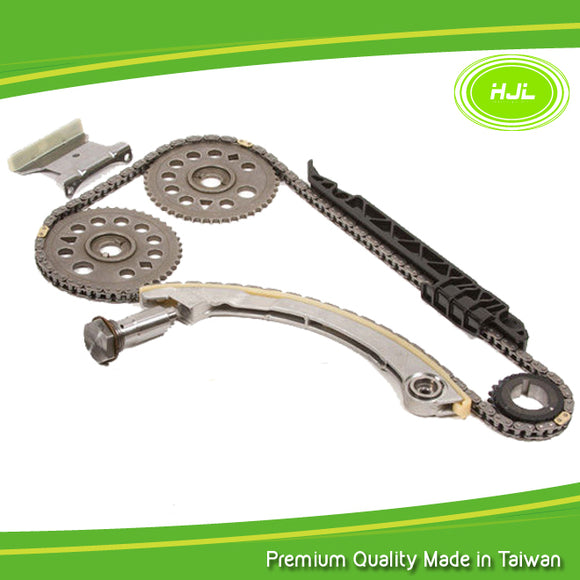 Replacement Timing Chain Kit for Saab 9-3 B207 1.8T 2.0T YS3F with Gears 2002-11 - #HJ-92011