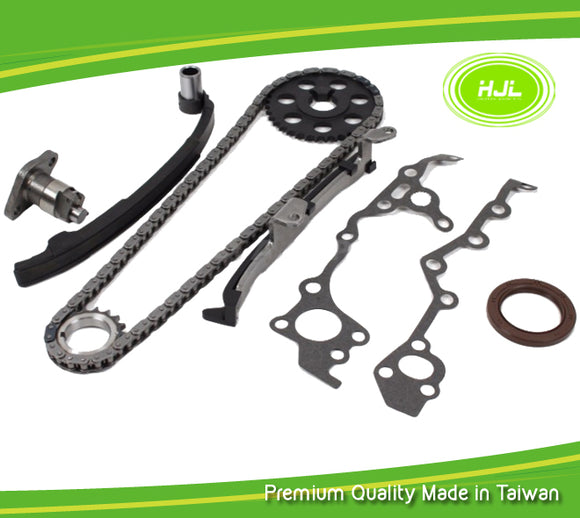 Timing Chain Kit Fits 95-04 Toyota Tacoma 2.4L DOHC 2RZ-FE w/Gears+Gasket - #HJ-05120