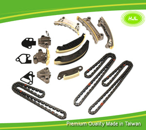 OPEL VAUXHALL 2.8 V6 TIMING CHAIN KIT A28NER Z28NEL Z28NET Z32SEE without Gear - #HJ-62818